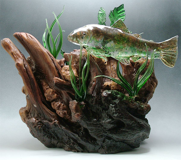 Trout Driftwood